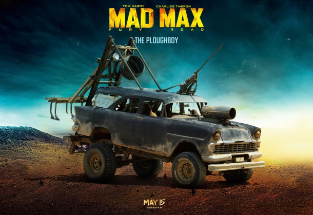 Mad Max - The Ploughboy