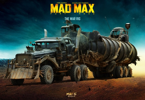 Mad Max - The War Rig