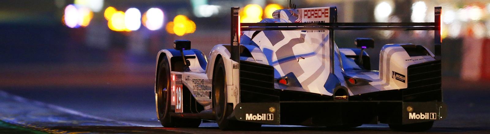 Le Mans 2015 - Porsche 919 Hybrid