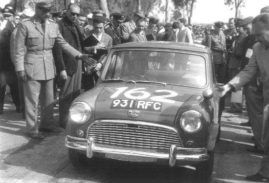 Downton Twini - Targa Florio 1963