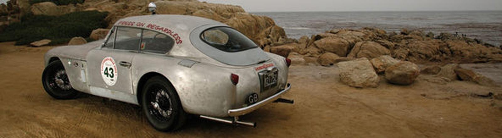 Destoration Aston Martin