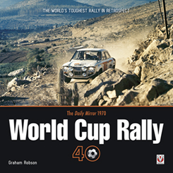 Daily Mirror 1970 World Cup Rally