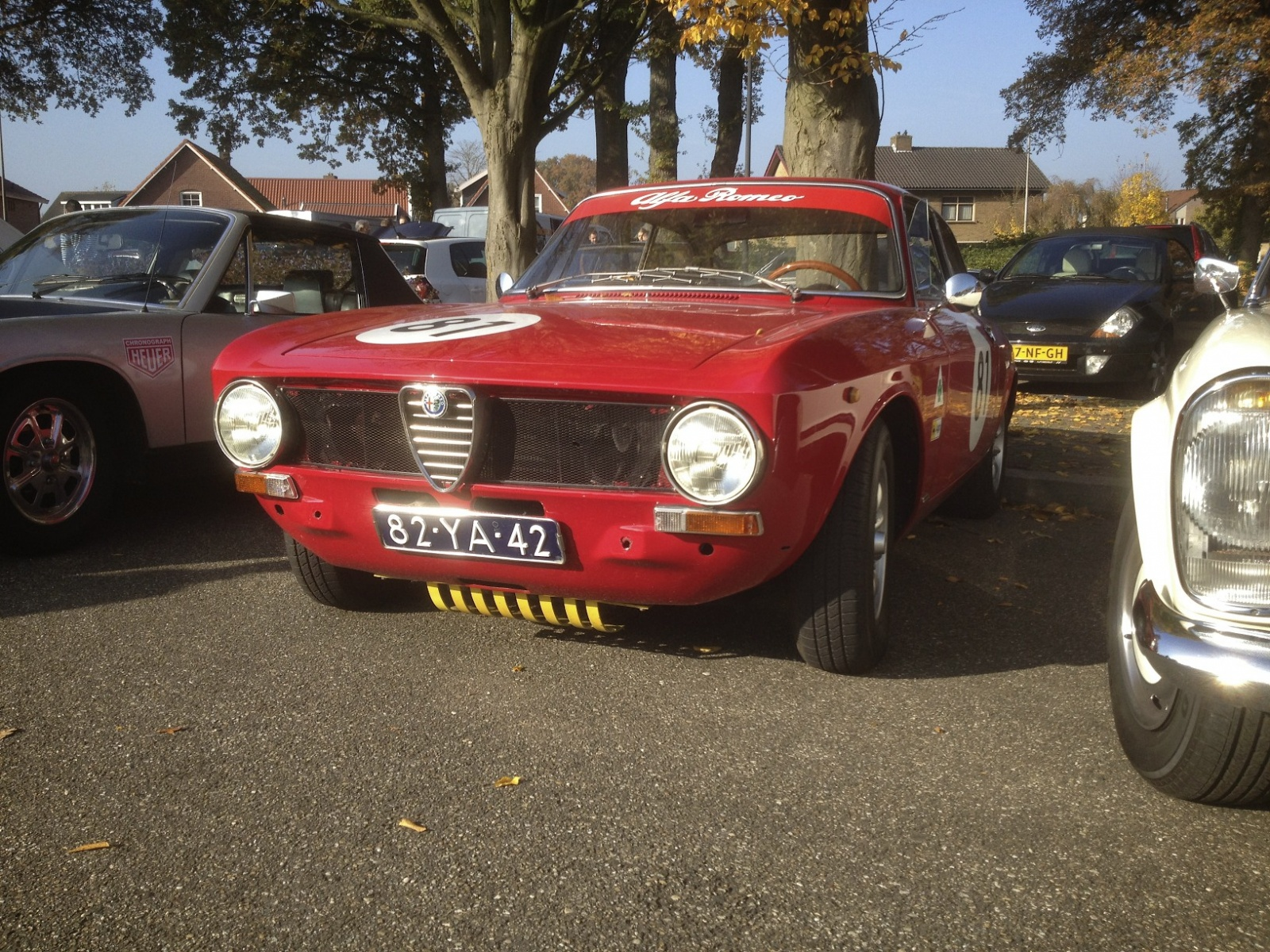 Cars and Coffee Twente 1-11-2015