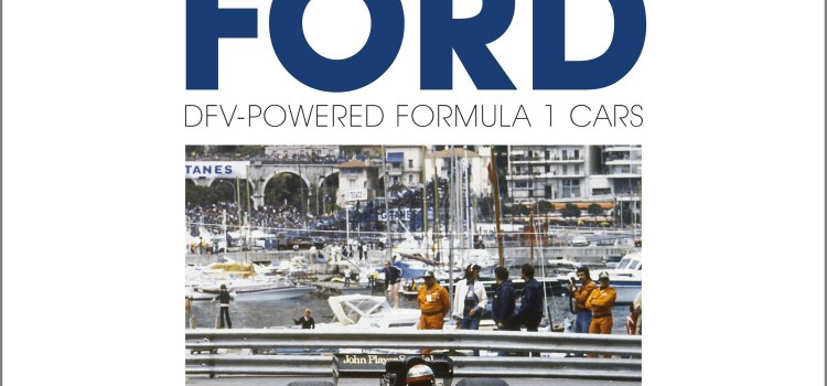 Boek: Grand Prix Ford