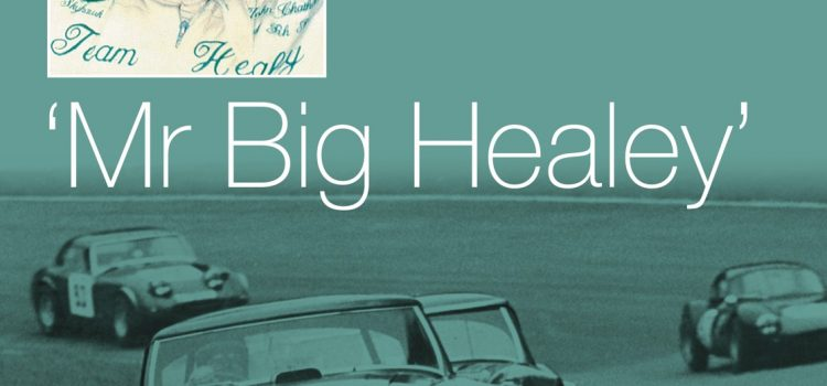 Boek: Mr Big Healey